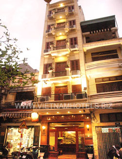 Lucky Star Hotel Hanoi Reservation Booking Service Room